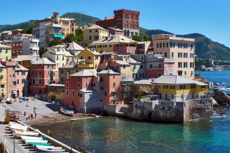 Liguria for Borghi liguria ponente